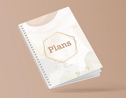 2021 Planner (mockup)