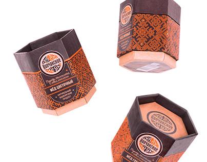 Kipchackskiye packaging concept