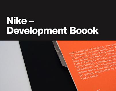 Nike Europe – Employee Development Book