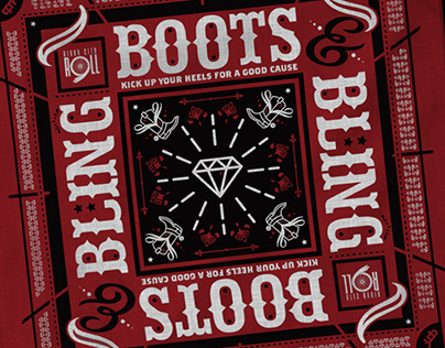 Boots & Bling a CPRF Fundraiser