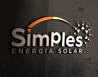 Branding - Namming - Identidade Visual - Simples Solar