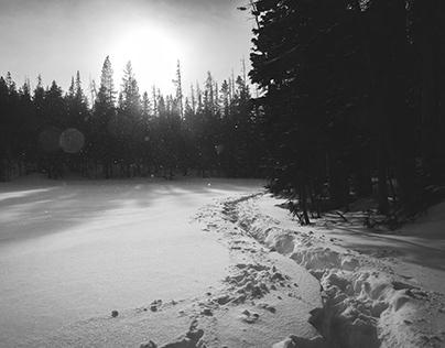 Rocky Mountain National Park January 7, 2018