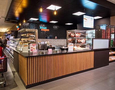 Carrefour Market Halle