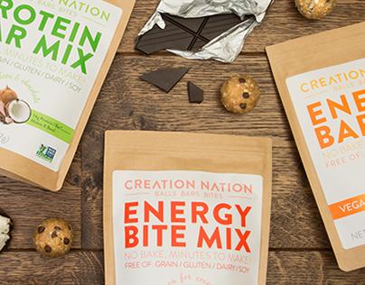 Creation Nation Bar Mix