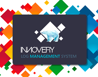 UI/UX Design Innovery Log Management System