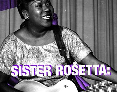 vídeo post Sister Rosetta para @marieclaireBR