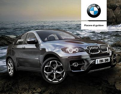 BMW   WEB ADVERTISING