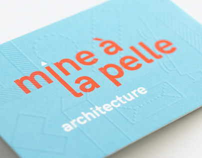 Mine à la Pelle Architecture