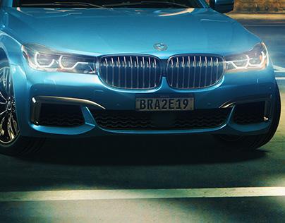 THE BMW M7