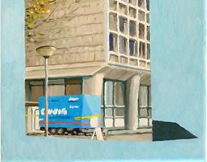 Gebouw 2 / Building 2