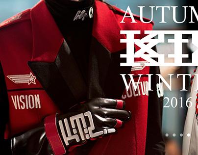 KTZ AW17 Art Direction