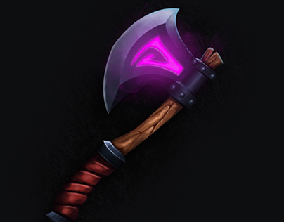 Weapon icon for RPG game