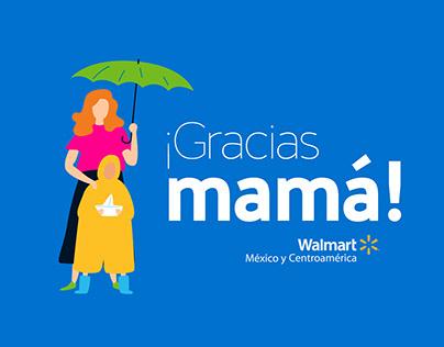 Motion ¡Gracias Mamá! Walmart