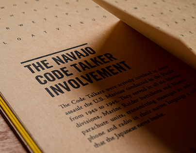 Navajo Code Talker Manual