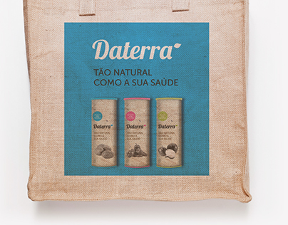 Daterra : branding and communication
