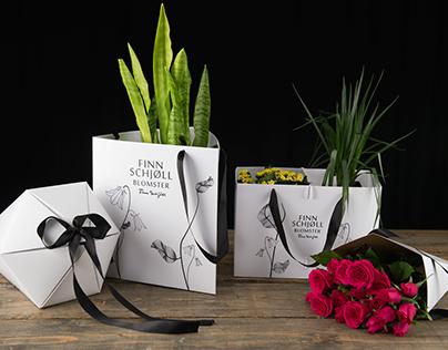 Flower packaging