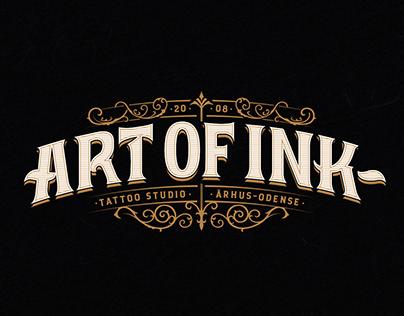 Art of Ink Logo Design
