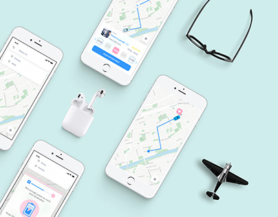 CHARGING STATIONS MOBILE APP