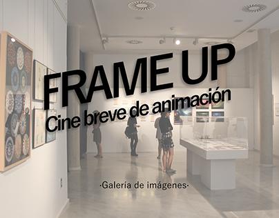 FrameUp. Cine breve de animación.
