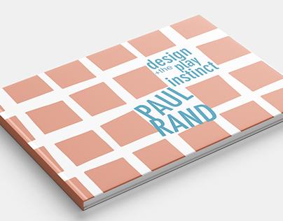 Design & the Play Instinct