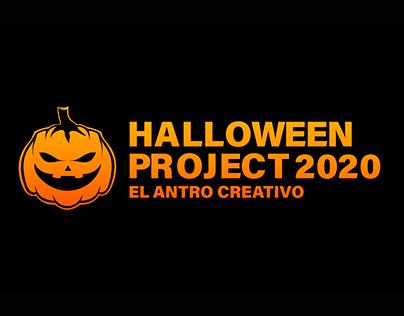 HALLOWEEN PROJECT 2020: EL ANTRO CREATIVO