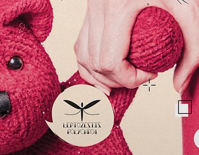 Album cover for Leptozestis Polychroa