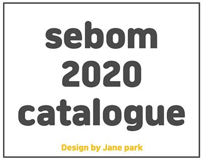 sebom 2021, catalogue / winter