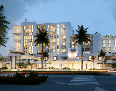The Gale Hotel And Condos Ft Lauderdale On Behance