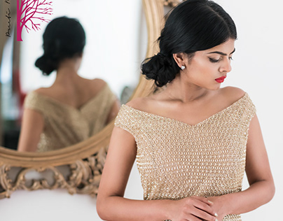Spring Summer collection 2018 for Preeti Reddy Project