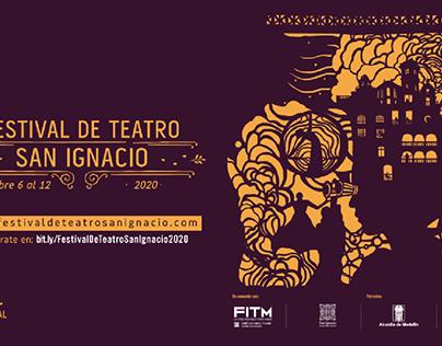 Trailer Festival de Teatro San Ignacio 2020