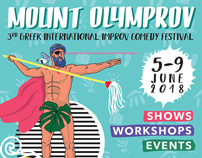 3rd Greek International Improv Comedy Festival
