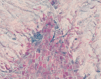Google Earth Alphabet - Lebanon Chapter