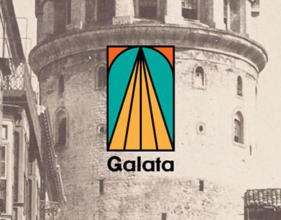 Galata Visual Identity