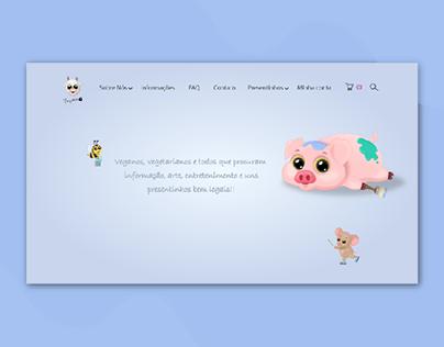 Vaquíria - Website | e-commerce