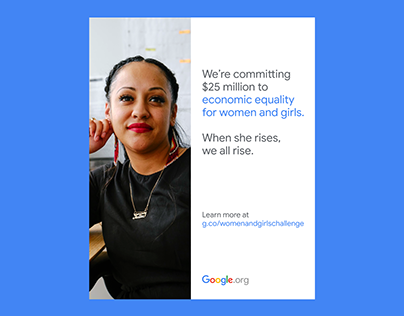 Google.org Impact Challenge Campaign