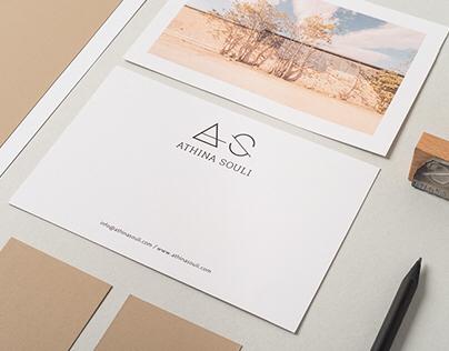 Athina Souli Visual Identity