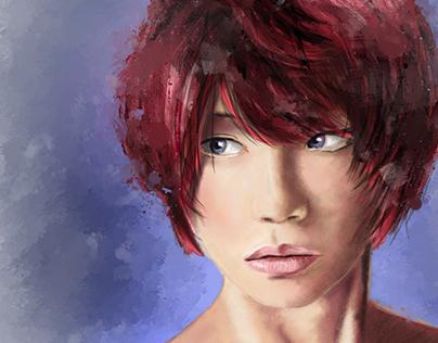 Asian Portrait