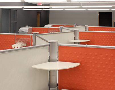 Pre-owned Herman Miller Resolve Workstations