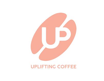 Company logo - Uplifting Coffee