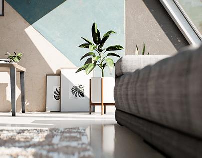 ArchViz | Supernova Studio-Apartment