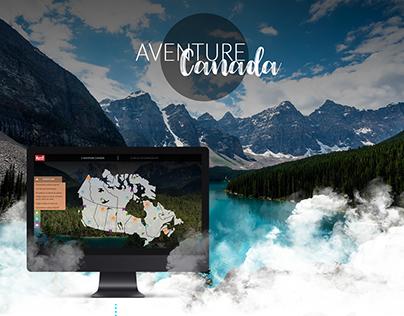 AVENTURE CANADA
