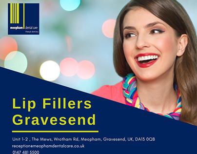 Lip Fillers Gravesend