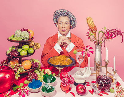 O Excêntrico Banquete | Estúdio Bingo | 2019