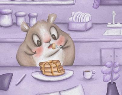 Picturebook Hamster