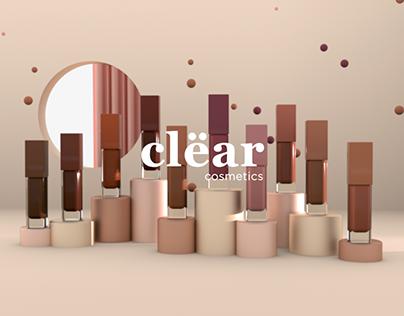 clëar cosmetics - nude liptint