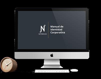 Manual identidad corporativa Netbroad