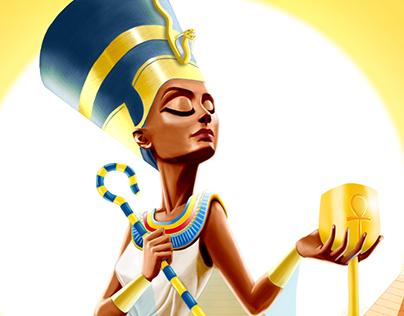 Nefertiti's Ascendancy