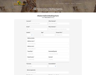 Shalom Safaris