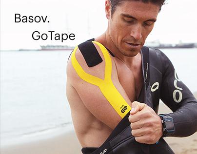 GOTAPE — Premium Kinesiology Tape