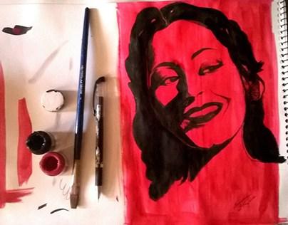Portraits- Faces seen & unseen
